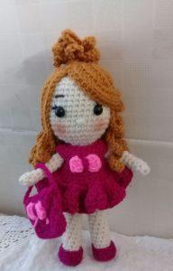 خرید انواع عروسک های بافتنی کوچک