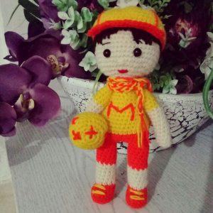 خرید انواع عروسک های بافتنی