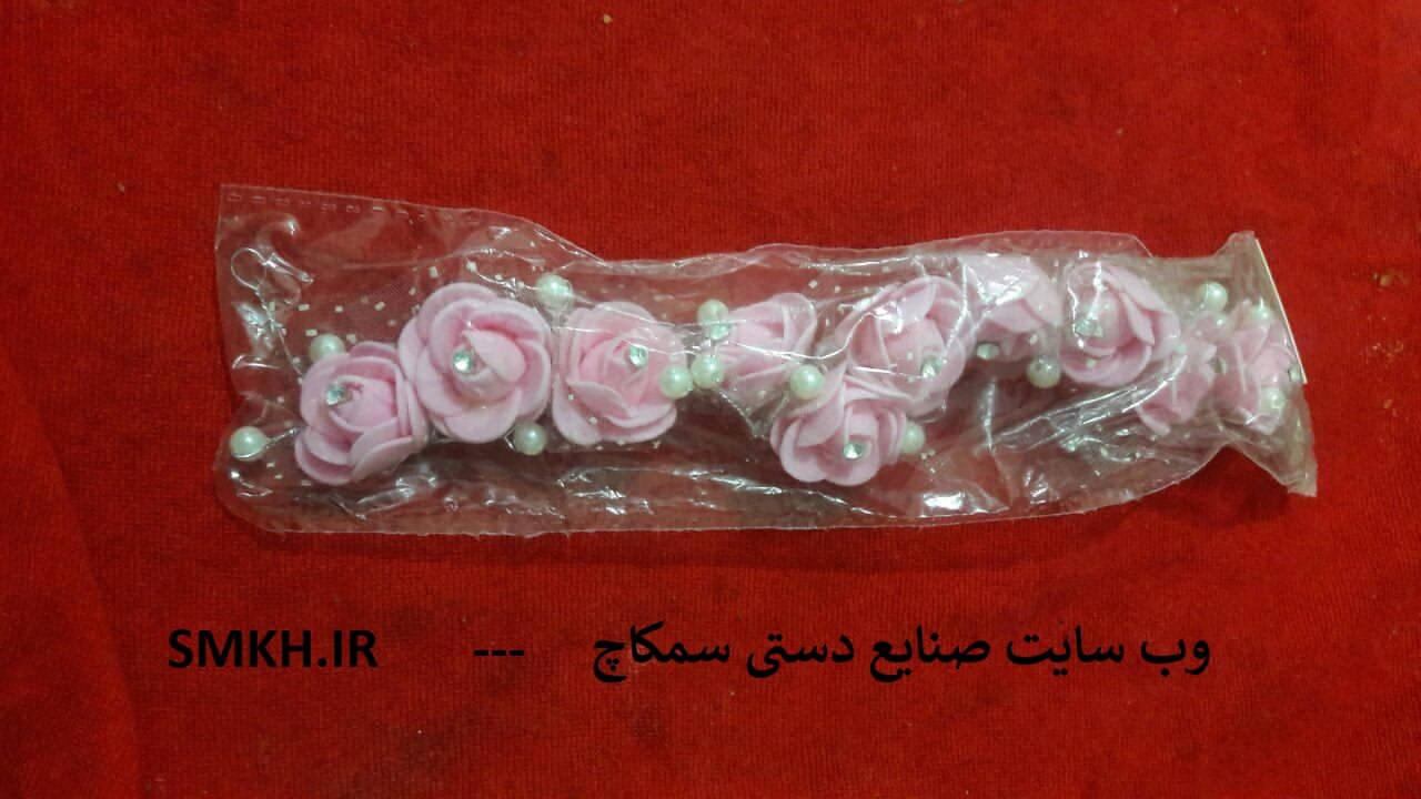 خرید تاج گل سر طبیعی